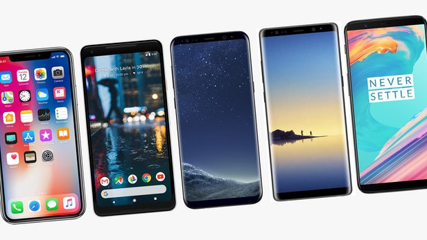 Nye spændende smartphones