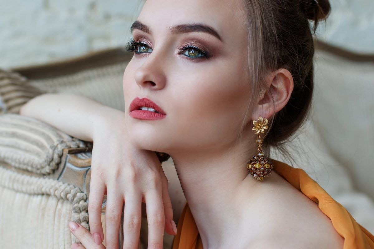 Luksuriøs makeup til den kræsne kvinde